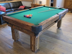rusticpooltable