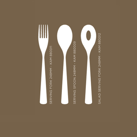 Mulberry-Serving-Spoons