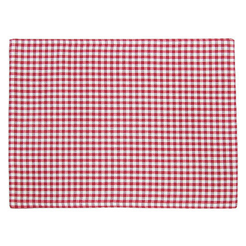 Red-Placemat