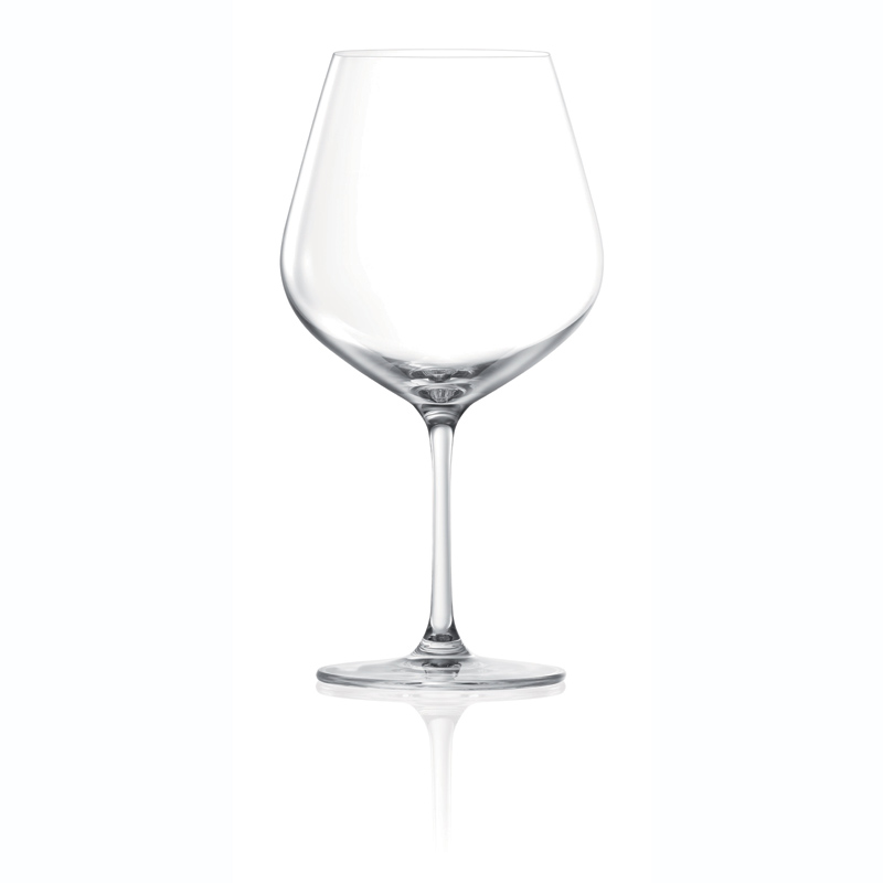 Lucaris Temptation Burgundy Wine Glass X 24 Furnish