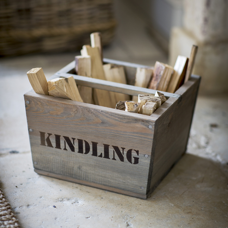 Kindling Box Furnish Every Season