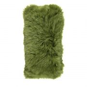 Cushion, Long-Wool NZ Sheepskin, size- 28x56 cm_Treetop