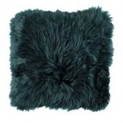 Cushion, Long-Wool NZ Sheepskin, size- 50x50 cm_Caspian