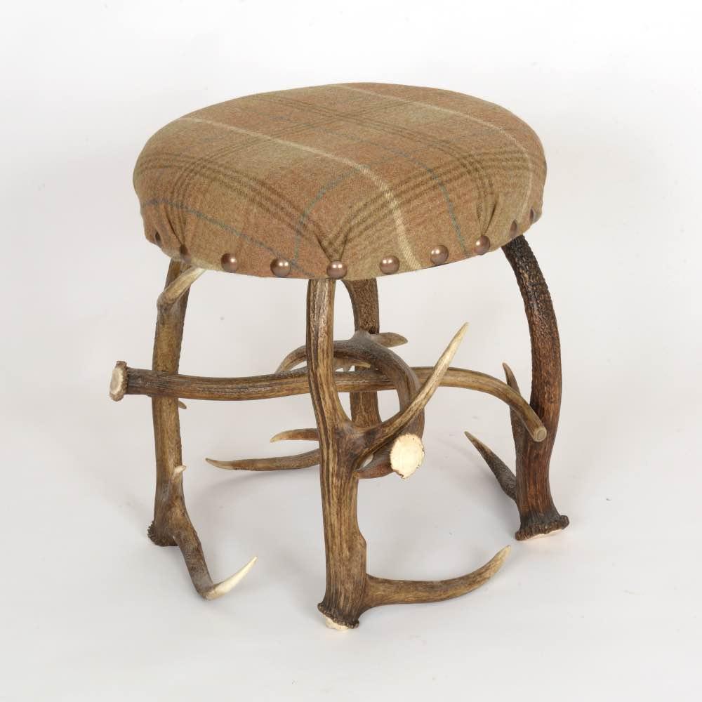 Antler_Small_stool