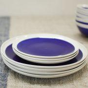 Chamois Dinner Plate Set of 4