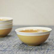 Chamois Mustard Bowl