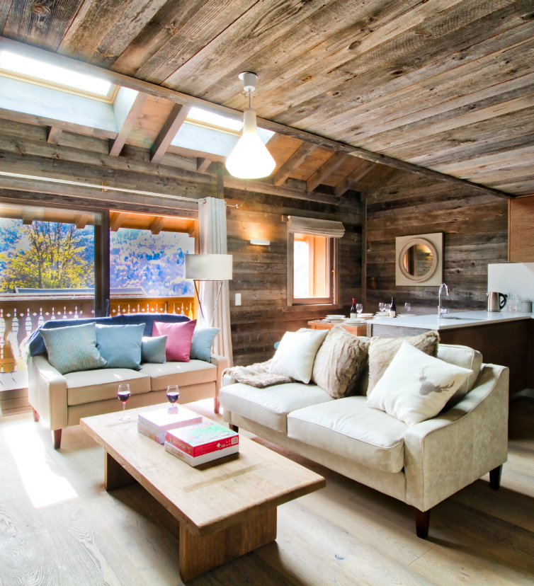 Luxury We Used Chalet Shop To Furnish Our New Ski Property To Take The Hassle And Stress Out Of Getting It Ready In Time To Rent This Winter Chamonix All Year Homenew Furnish Every Season