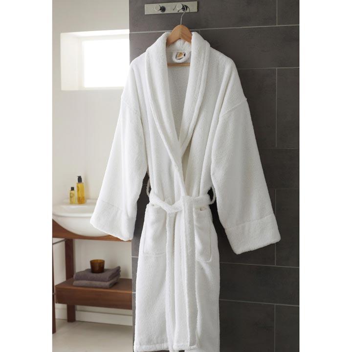 Harmony Robe White
