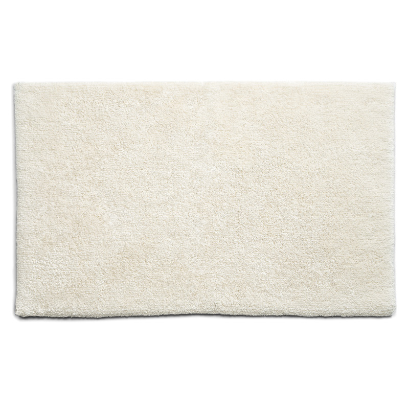 Bamboo-Plain-rug-Cream