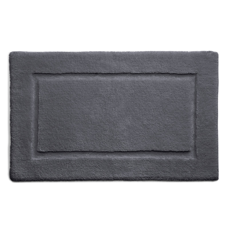 Border-rug-Graphite