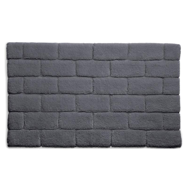 Brick-rug-Graphite