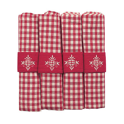 Gingham-Red-Napkin