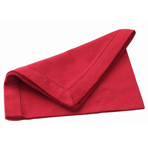 Napkin-Red