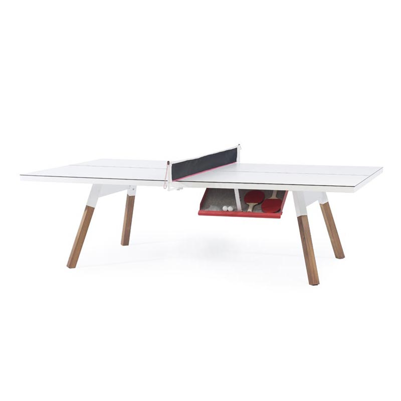 Tremendous Contemporary Table Tennis Dining Table Download Free Architecture Designs Aeocymadebymaigaardcom