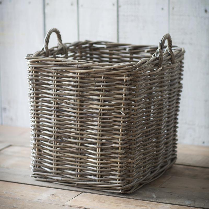 large_square_log_basket