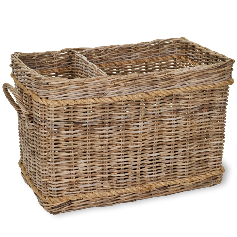 rope_and_rattan_log_basket