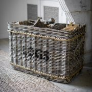 rope_and_rattan_log_basket_