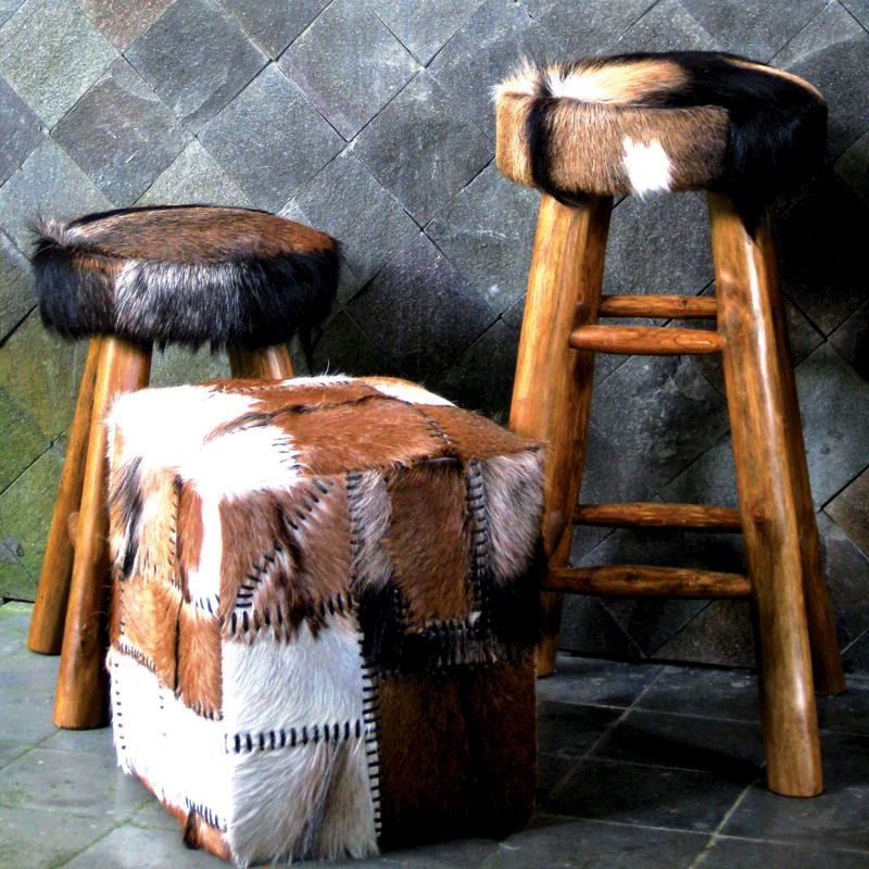 Patch-and-stools