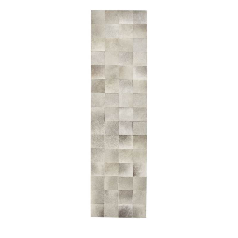 Rug of Premium Quality Brazilian Cow-Hide_Grey