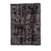 Rug of Premium Quality Sheepskin, Long-Wool,Steel