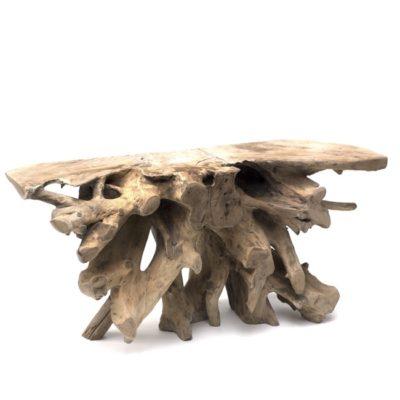 Root Teak Table