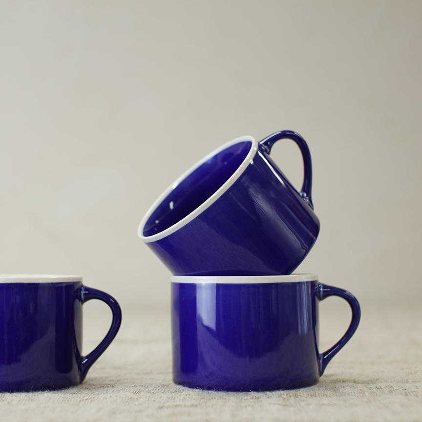 Chamois Mug Set of 4