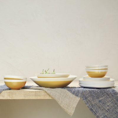 Chamois Mustard Collection