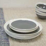 Chamois Plate Grey