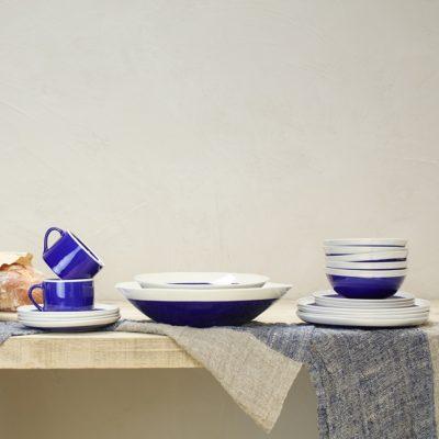 Chamois Tableware