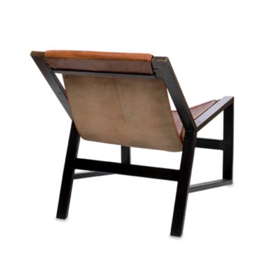 Leather Easy Chair1