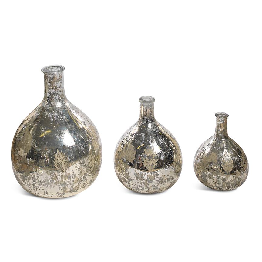 Silver Leaf Vase Furnish Every Season
