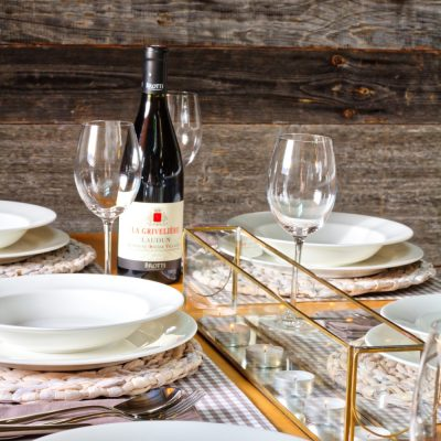 Chalet Collection - Glassware