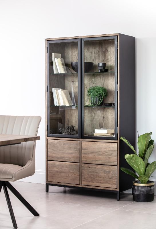 Manhattan Display Cabinet