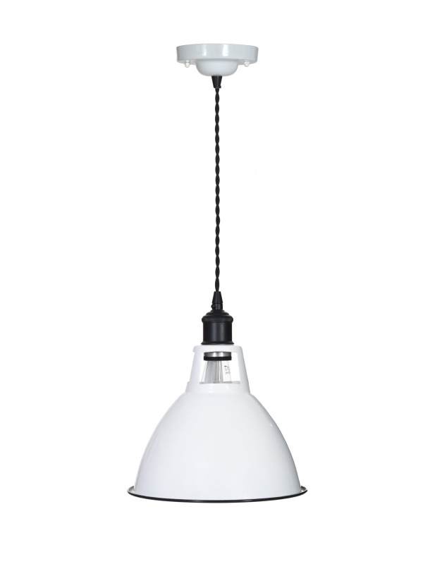 Albion Domed Pendant Light-4_Fotor
