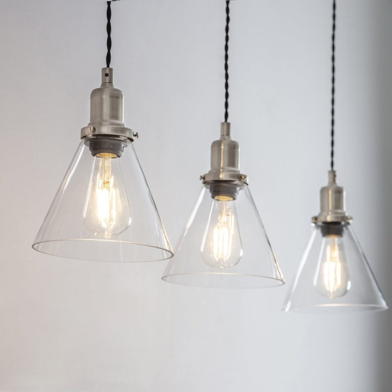 Trio of Hoxton Cone Pendant Light_Fotor