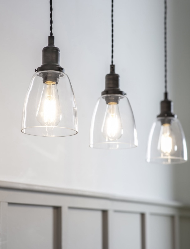 Trio of Hoxton Domed Pendant Light copy_Fotor