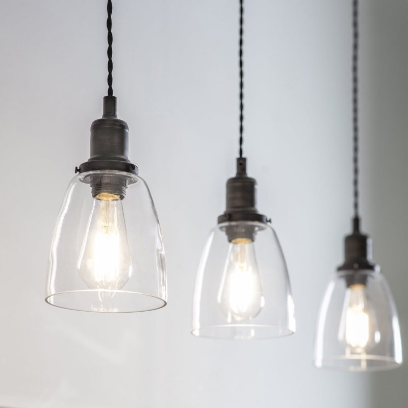 Trio of Hoxton Domed Pendant Light_Fotor