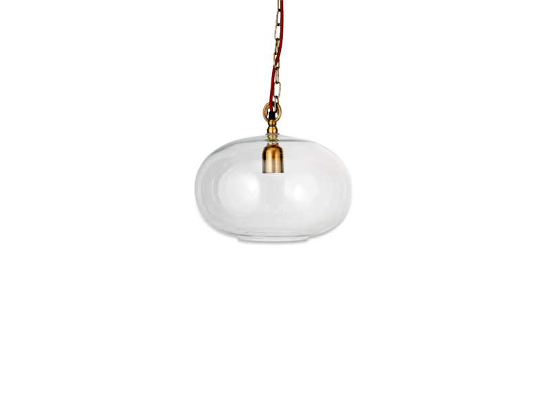 Otoro-Glass-Pendant – Round – Small