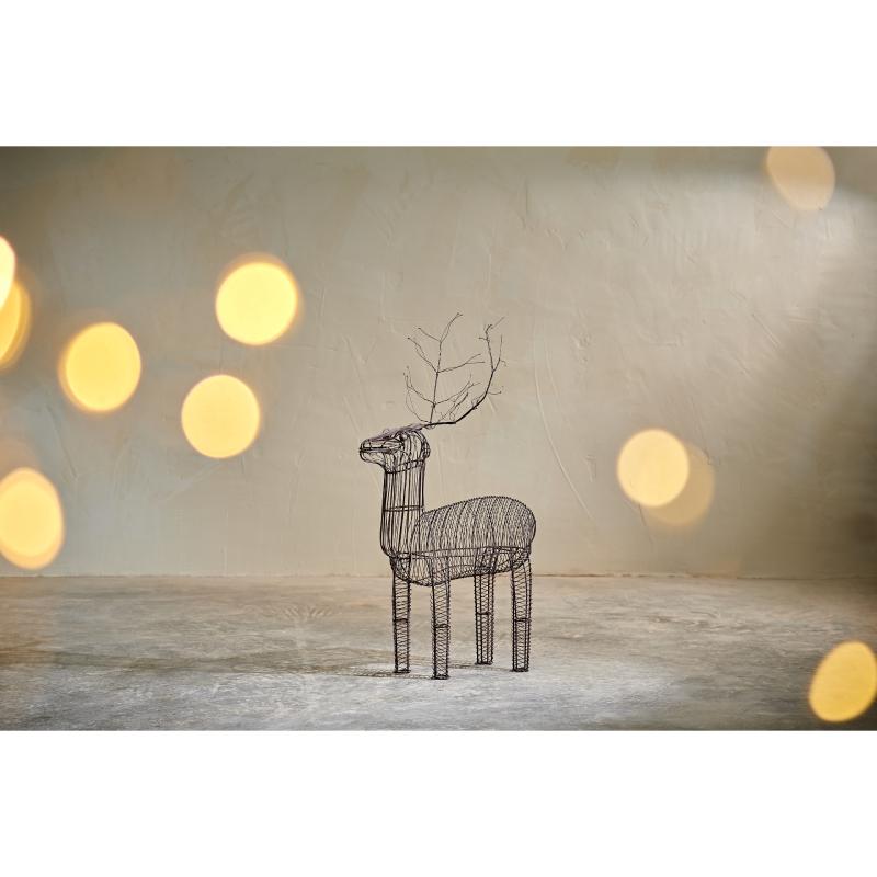Bassam Reindeer Standing - Small_Fotor